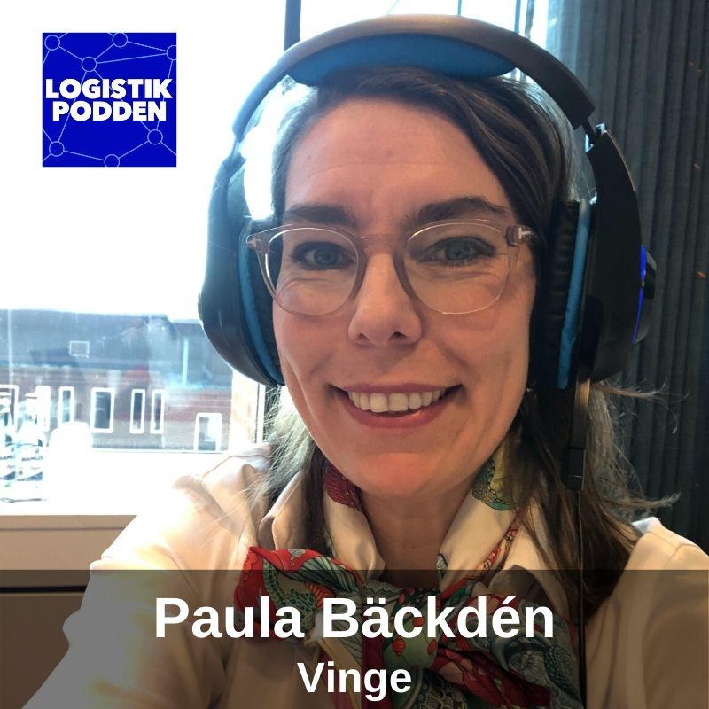 Avsnitt 111 - Paula Bäckdén från Vinge advokatbyrå