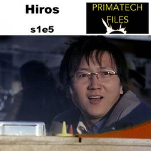006 – S01E05 - Hiros/Snapshots
