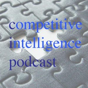 Competitive Intelligence Podcast show art