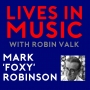 Artwork for Mark Robinson. 40 years at the CBSO; The Fiddle and Bone saga