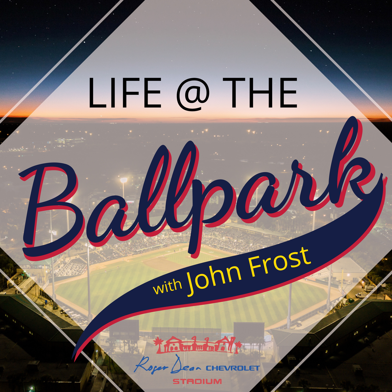 Life At The Ballpark show art