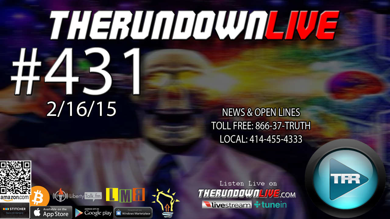 The Rundown Live #431 Open Lines (Time,Robots,Extremist Families)