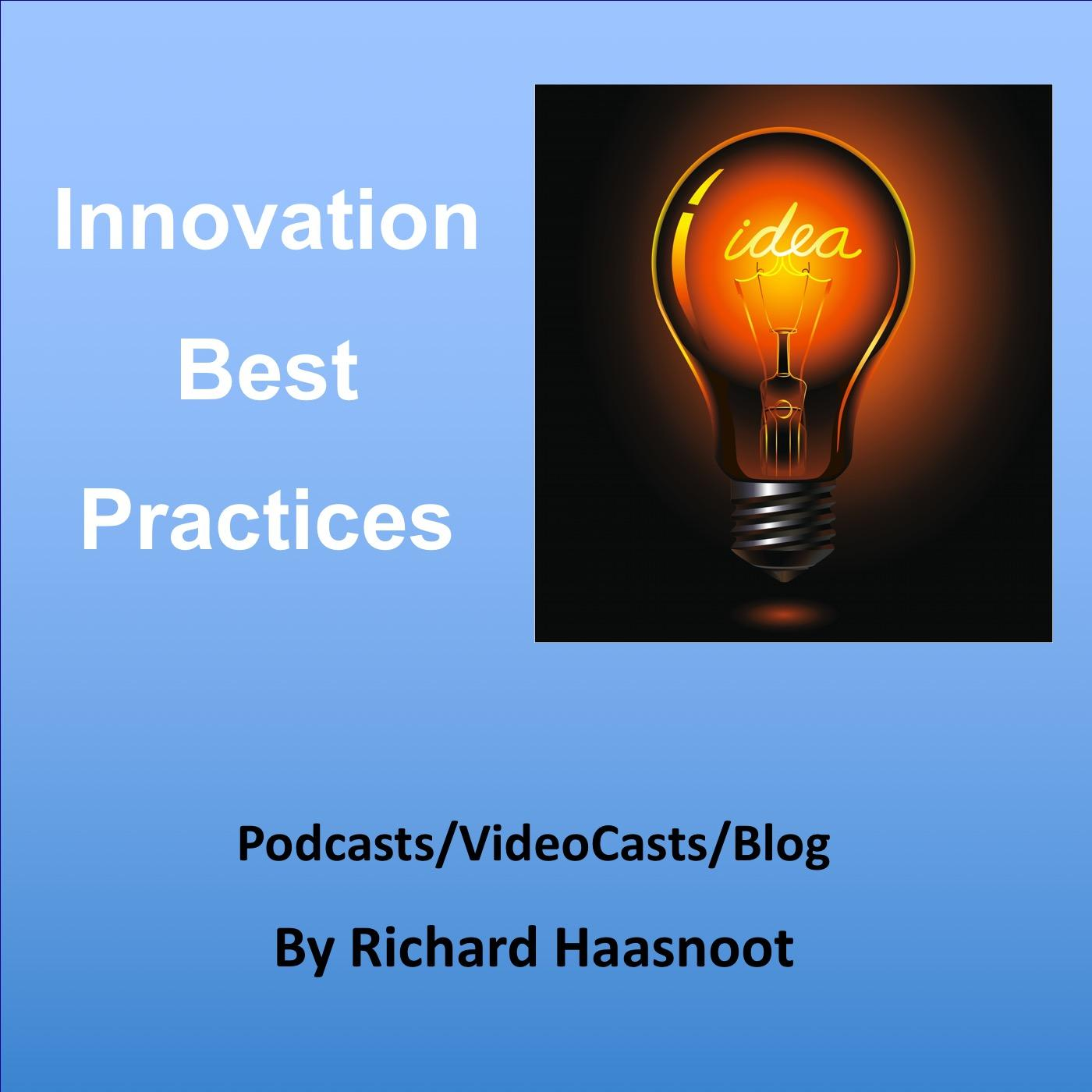 P357 MUST LISTEN Author Interview Driving Innovation From Within A Guide for Internal Entrepreneurs