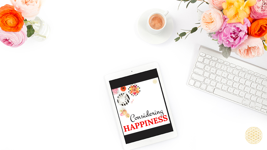 Considering Happiness desktop
