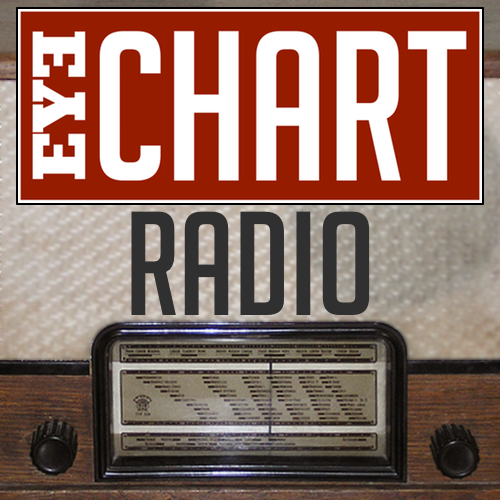 EyeChart Radio Artwork
