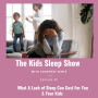 Artwork for Episode 30: What A Lack of Sleep Can Cost You & Your Family