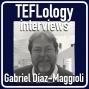 Artwork for TEFL Interviews 39: Gabriel Diaz-Maggioli on Teacher Development