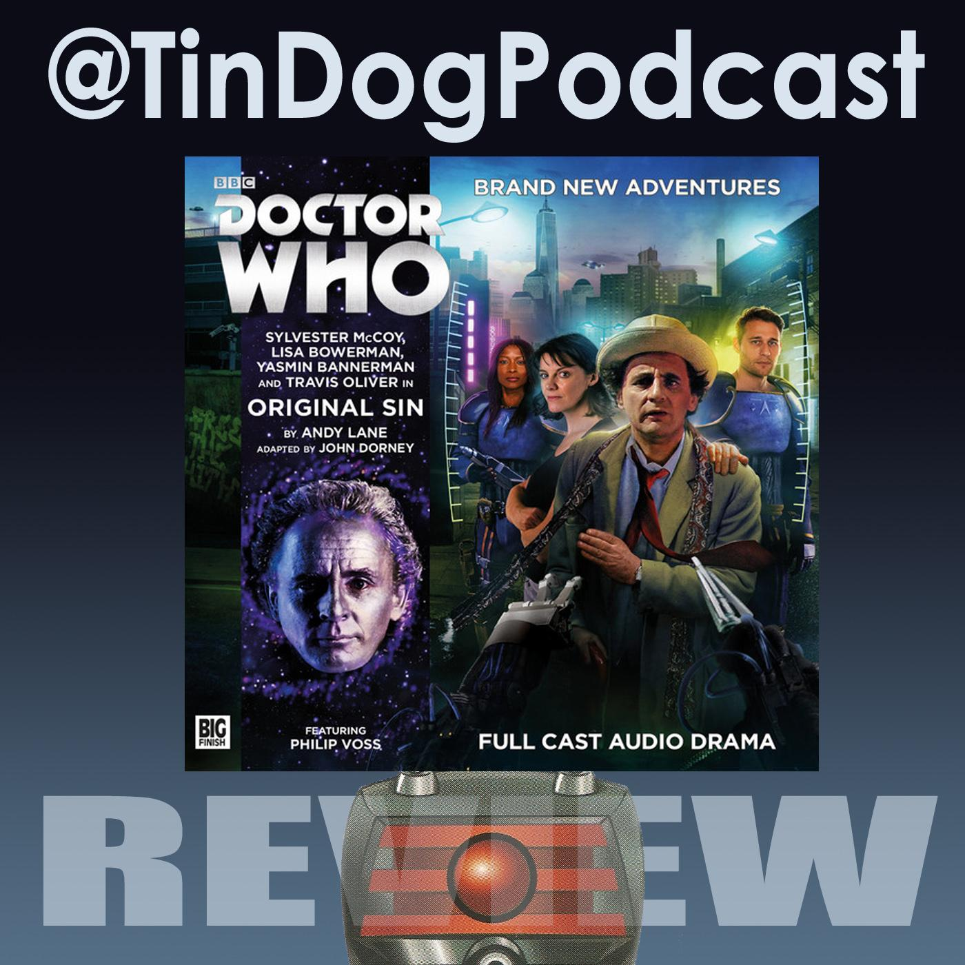 TDP 645: Original Sin - Doctor Who Novel Adaptation 10 @BigFinish
