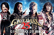 Ep. 61 - NJPW G1 Climax 25 Tournament - Days 1-4