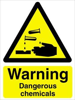 MD 23 Dangerous Chemicals!
