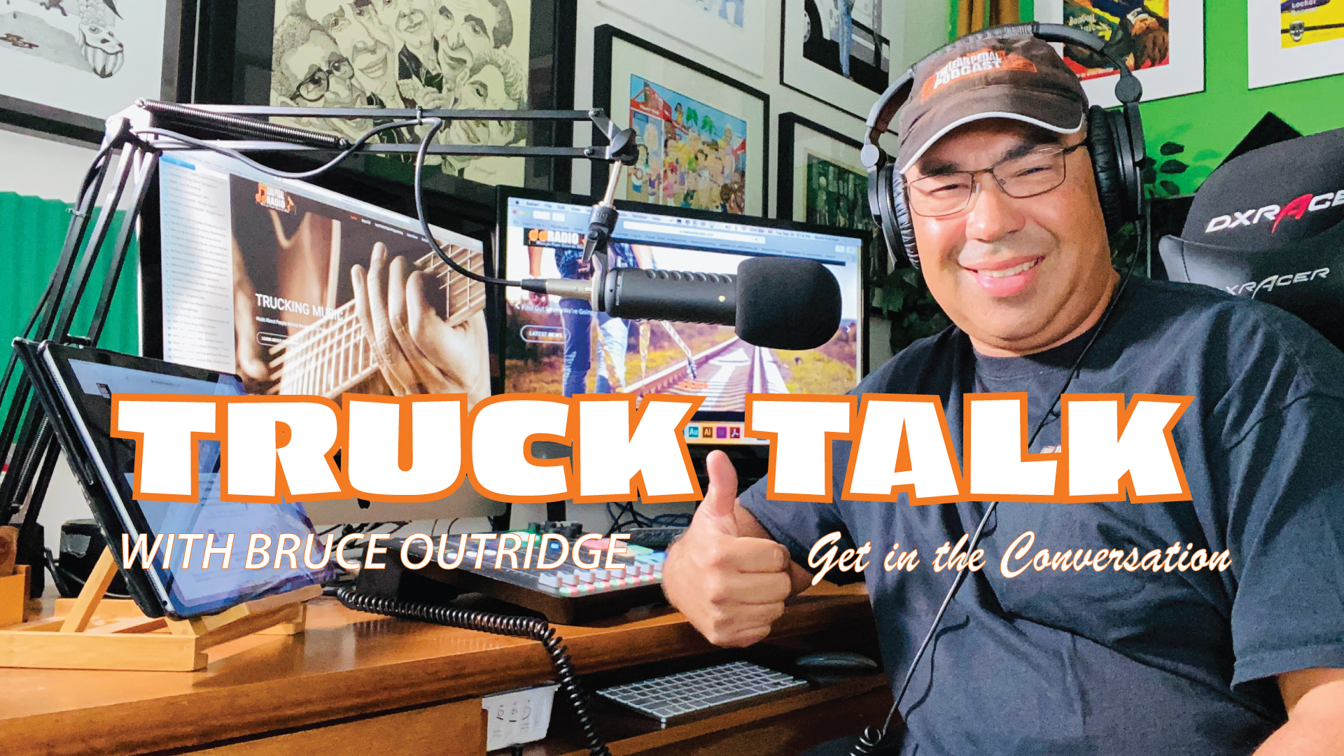LP659 A Look at the Truck Talk Show