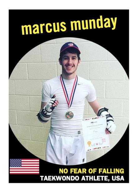 Marcus Munday