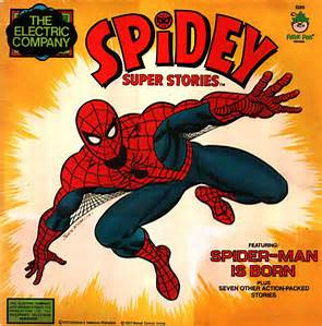 Comics on Infinite Earths-Spidey Super Stories