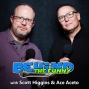 "Artwork for Episode 46 - Roman Pierce ""Friends, Roman, Comedymen"""