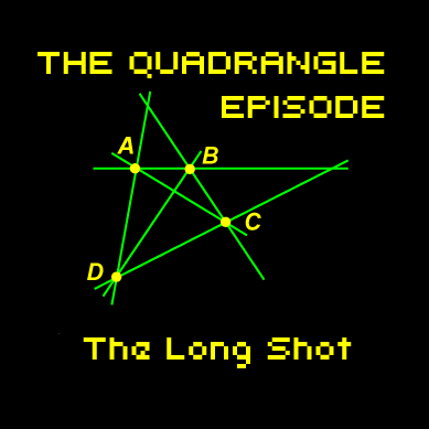 Episode #420: The Quadrangle Episode featuring Chris Fairbanks
