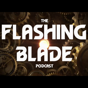 Doctor Who - The Flashing Blade Podcast