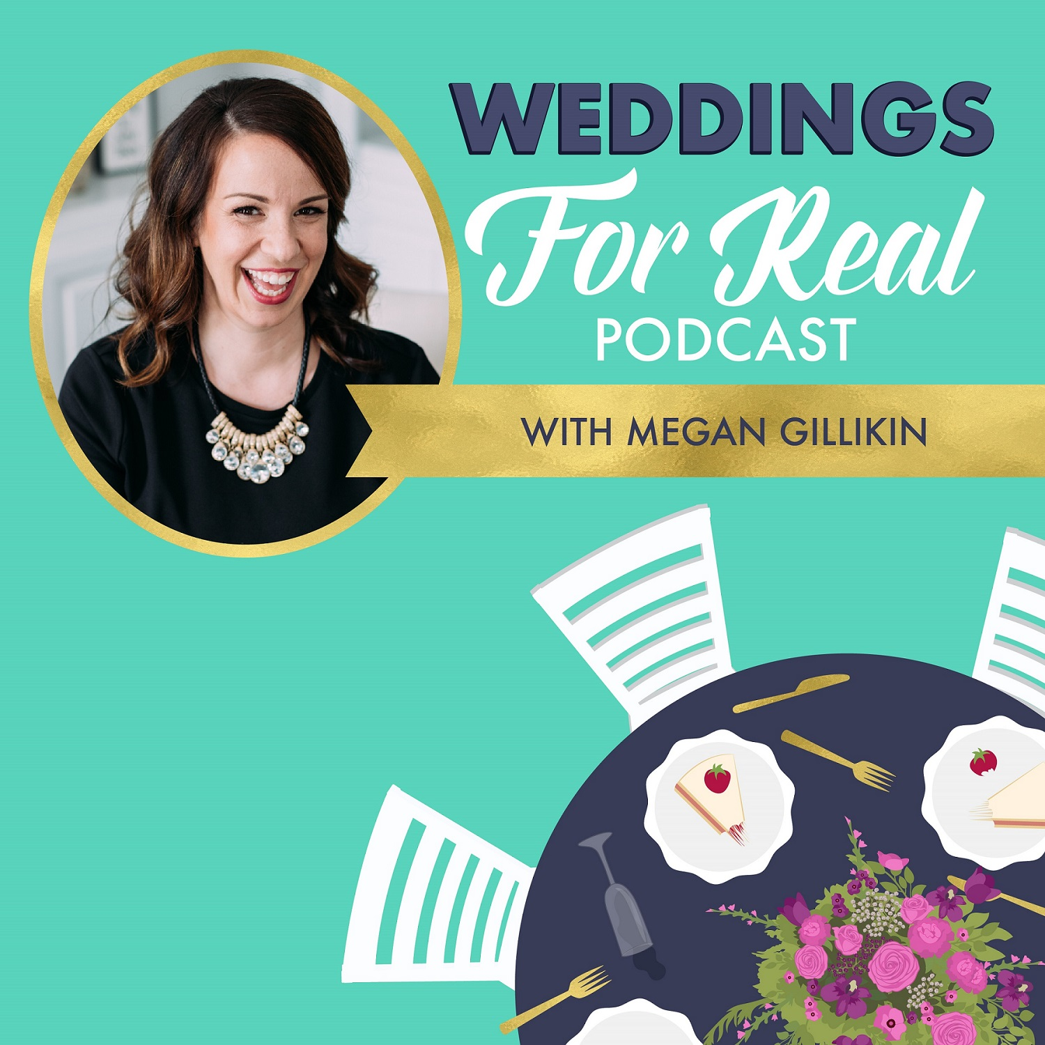 Weddings for Real show art