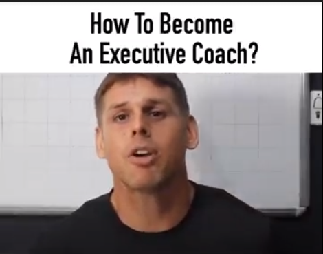 Artwork for How To Become An Executive Coach? Business   Executive Coach