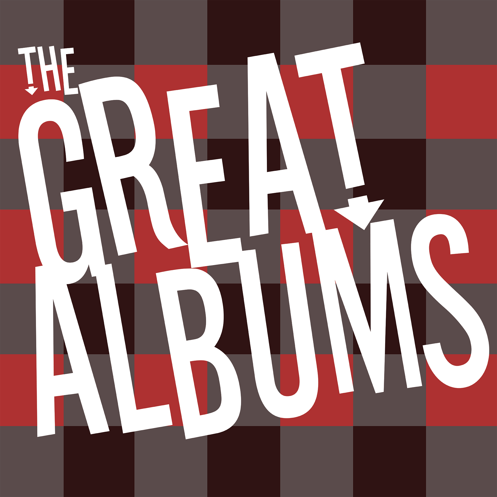 The Great Albums show art