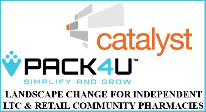 Pharmacy Podcast Episode 68 Catalyst Healthcare & Pack4U Pharmacy Business Technology Solutions