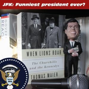 Headliner of State: John Kennedy