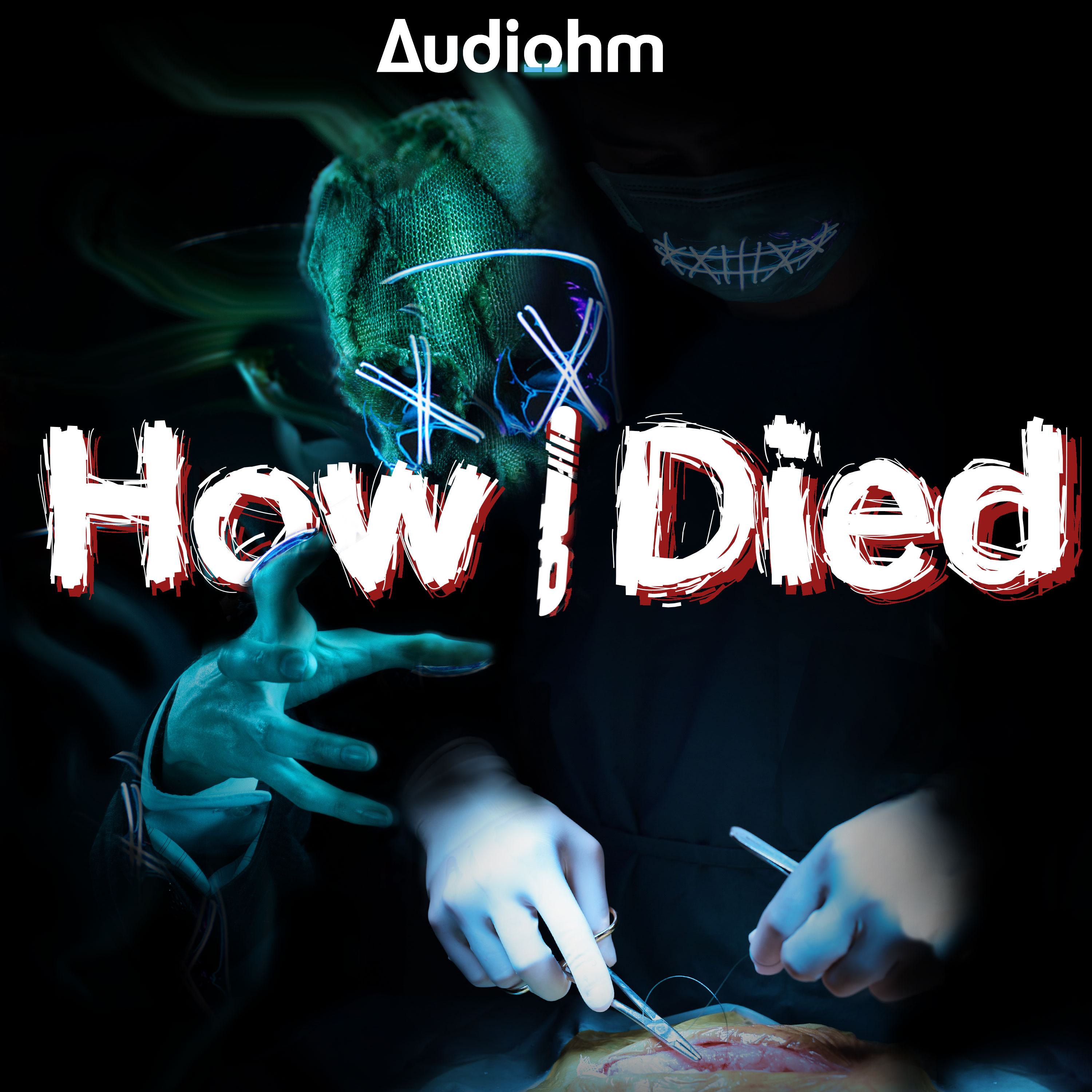 How i Died show art