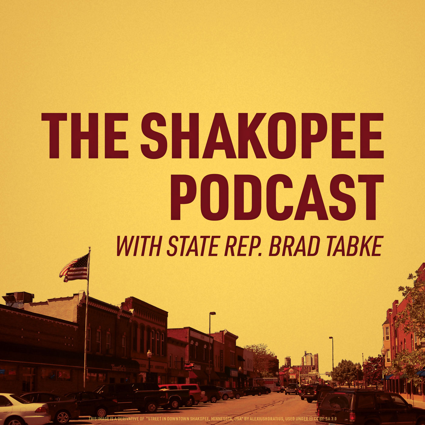The Shakopee Podcast show art