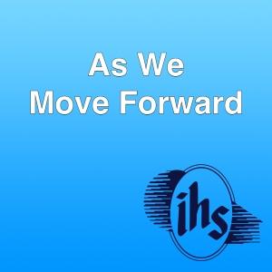 As We Move Forward