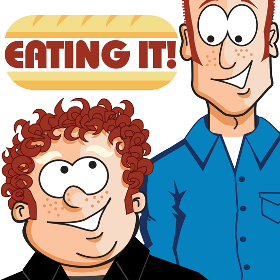 Eating It Episode 62 - This Rope Is Itchy