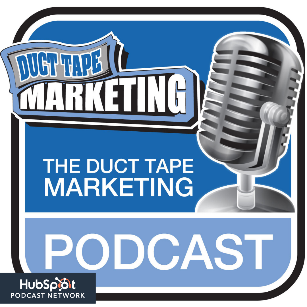 Duct Tape Marketing Podcast with Meredith Fineman