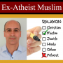 Artwork for An Ex-Atheist Muslim Talks to Two Ex-Muslim Atheists
