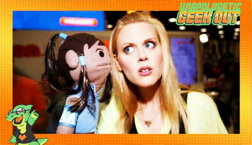 Artwork for Comedy (featuring interview with Janet Varney)