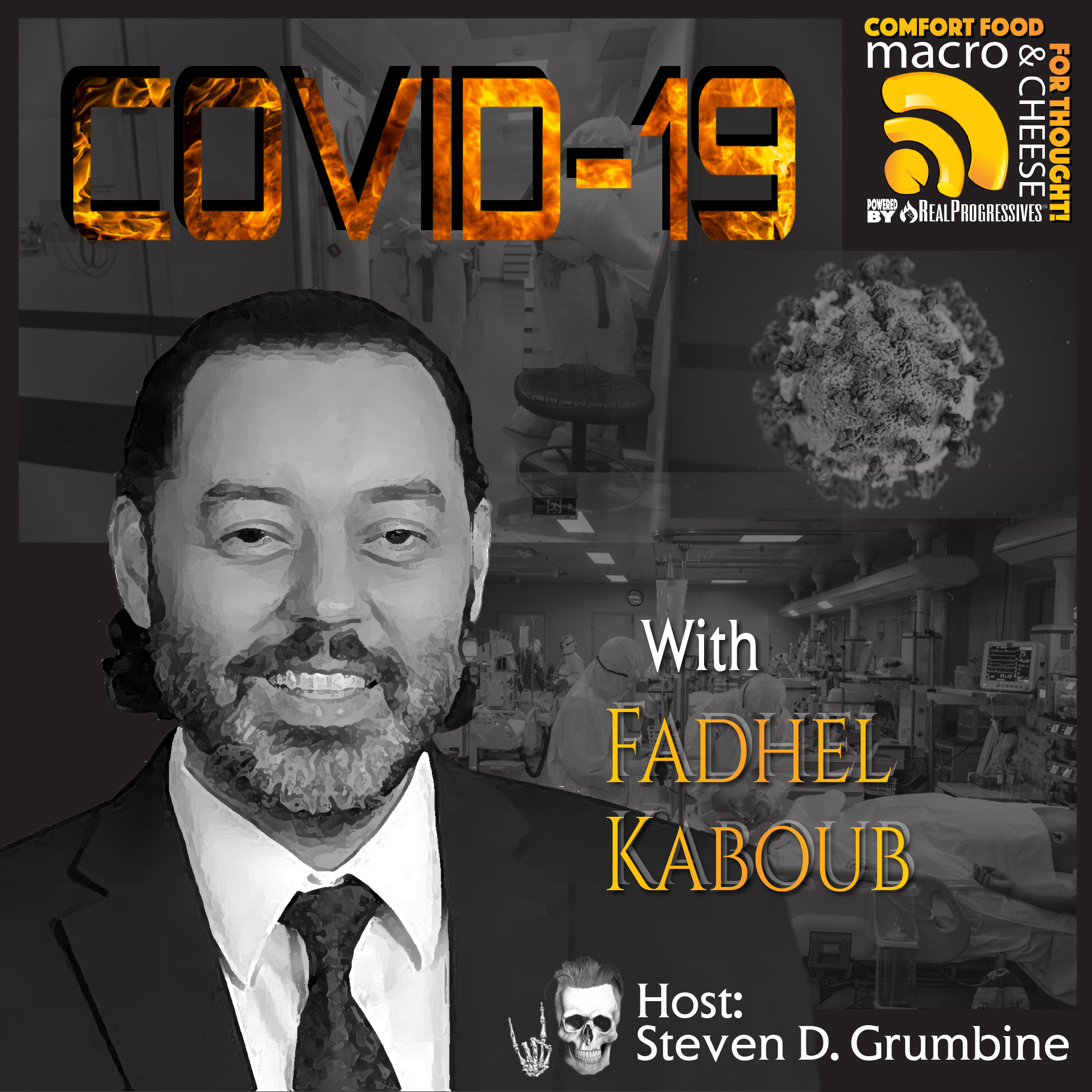 COVID-19 with Fadhel Kaboub