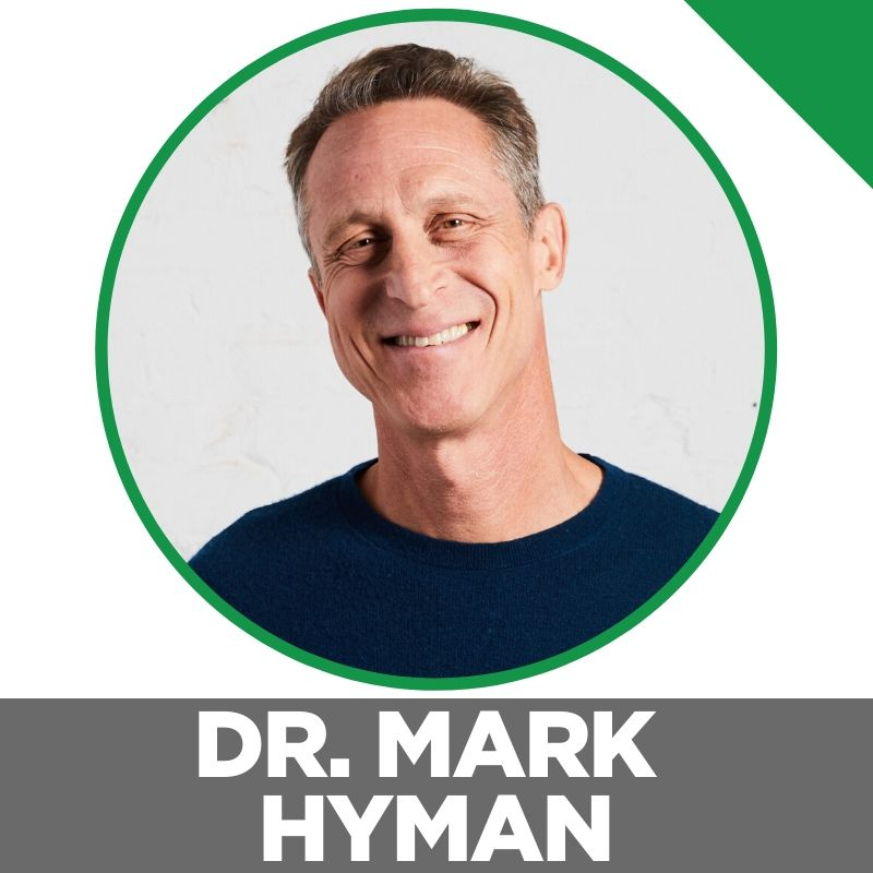 The Book That's Pissed Me Off The Most This Year (& How To Fix America's Food System) - The Mark Hyman Podcast With Ben Greenfield.