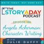 Artwork for 188 - Angela Ackerman & Great Character Writing