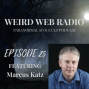 Artwork for Episode 25 - Marcus Katz Talking Tarot and Divination
