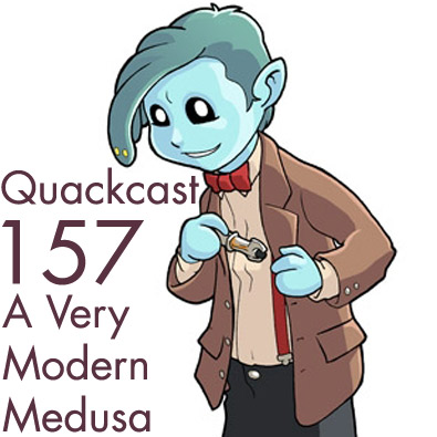 Episode 157 - A very modern Modest Medusa