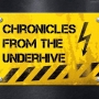 Artwork for Chronicles from the Underhive, a Necromunda and Post Apocalyptic podcast