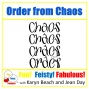 Artwork for Bringing Order Out of Chaos