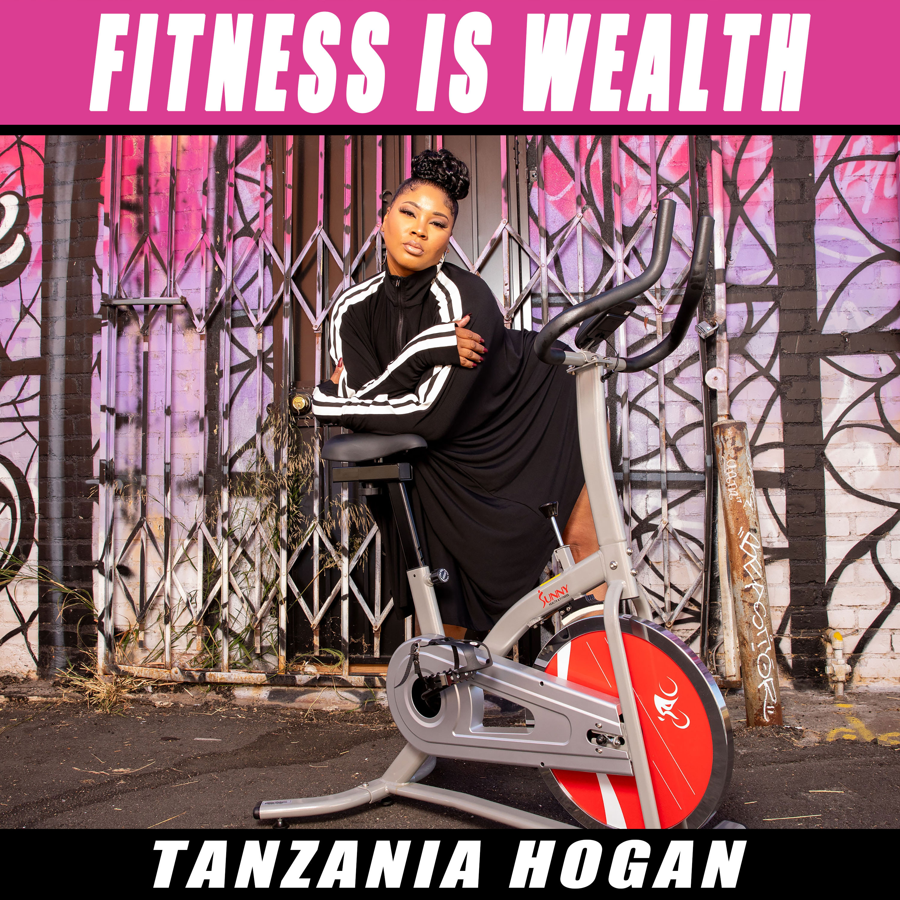 Fitness Is Wealth show art