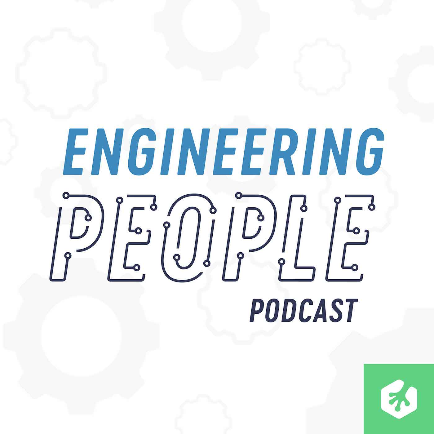 Engineering People Podcast show art