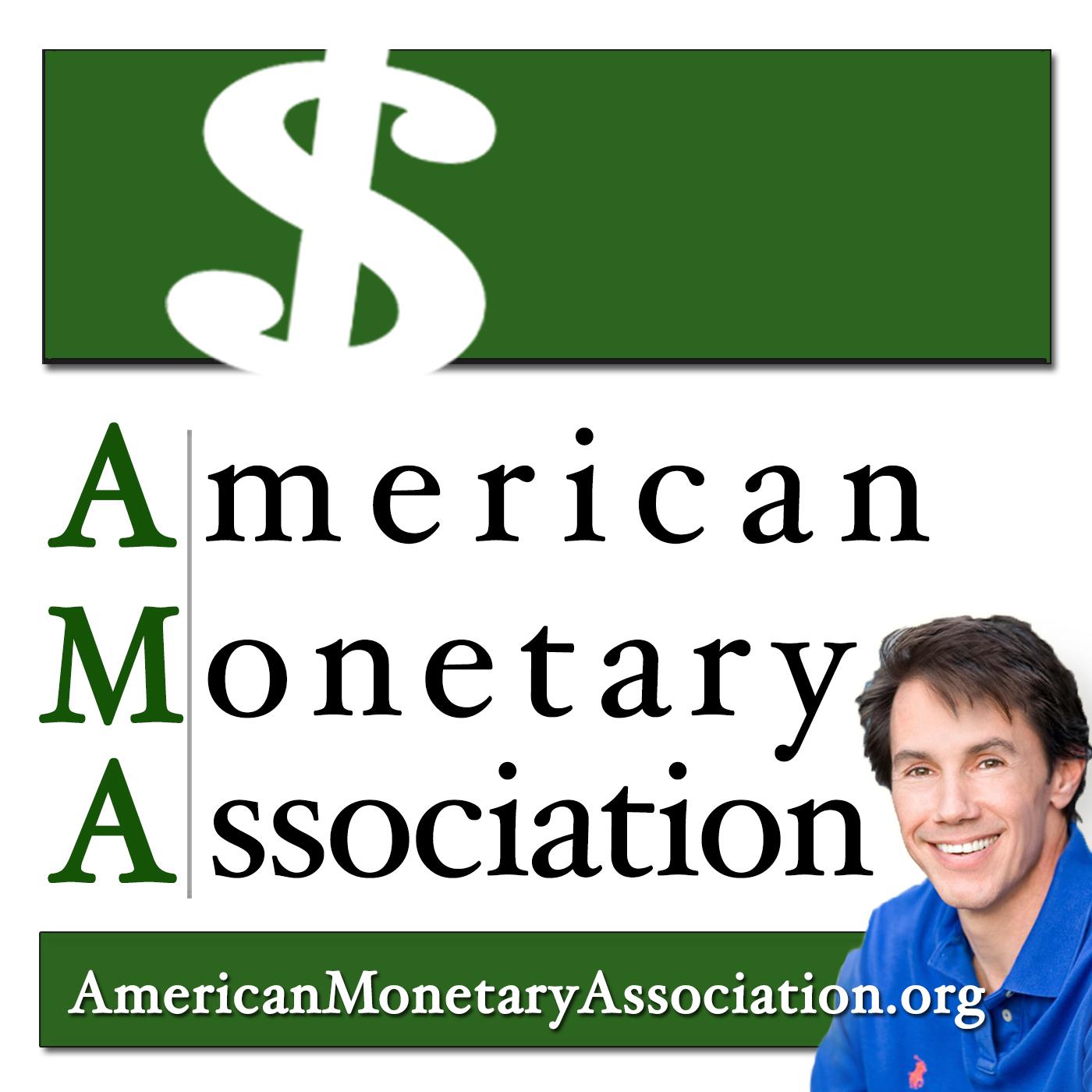 American Monetary Association show art