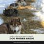 Artwork for Mushing Radio: Run-Rest on the Iditarod
