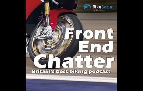 Motorcycle podcast | Front End Chatter