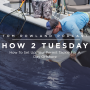 Artwork for HOW 2 TUESDAY #45 - How To Set Up Your Permit Tackle For A Day Offshore