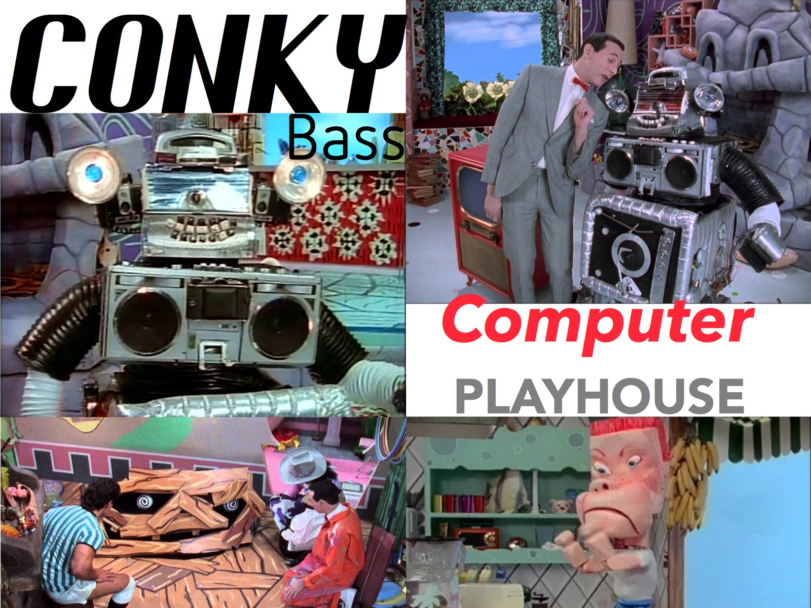 CONKY BASS ROBOT EDM ADVENTURES IN IBIZA SPACE AKB LEADER EPISODE MARS E.T ZERO DNB BREAKCORE DRUM & BASS NINJA MAN REAKTOR LEGEND AUDIO SOUND DESIGN