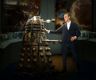 Tim's Take On: Episode 242(Doctor Who: Into The Dalek review)