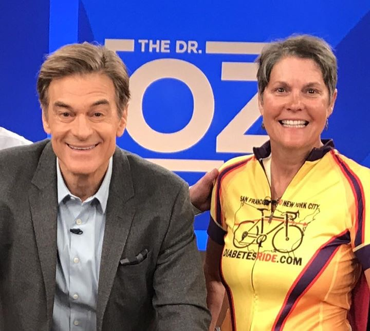 Tracy on Dr. Oz