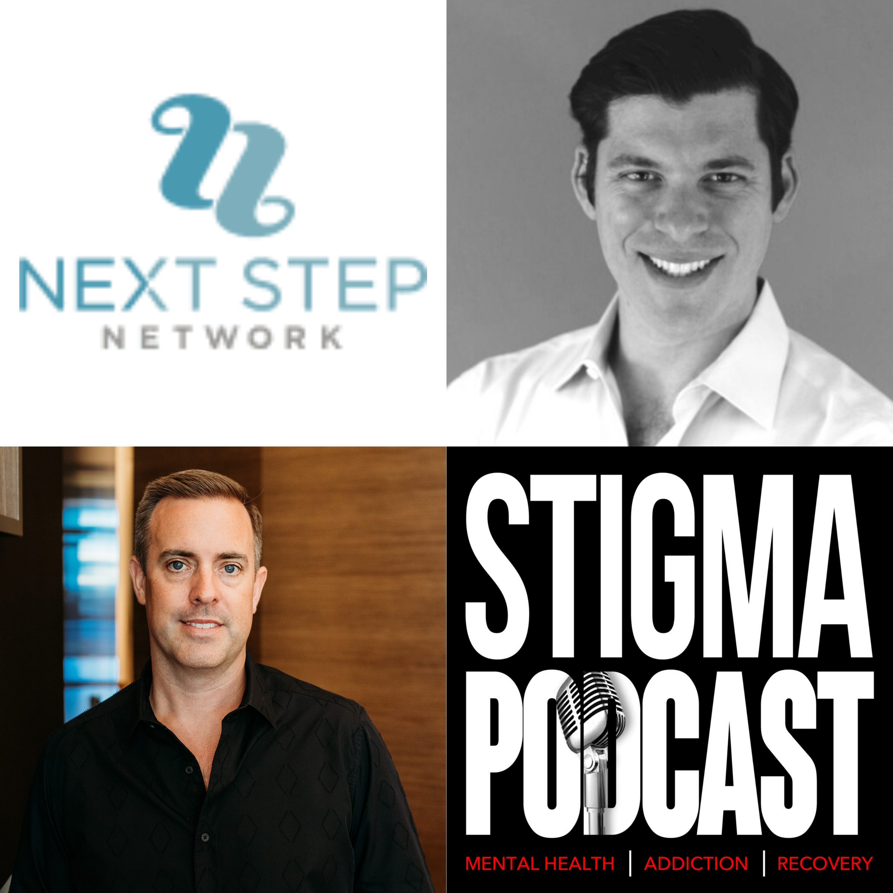 Stigma Podcast - Mental Health - #57 - Eric Dresdale - An Early Pioneer in Addiction Startups