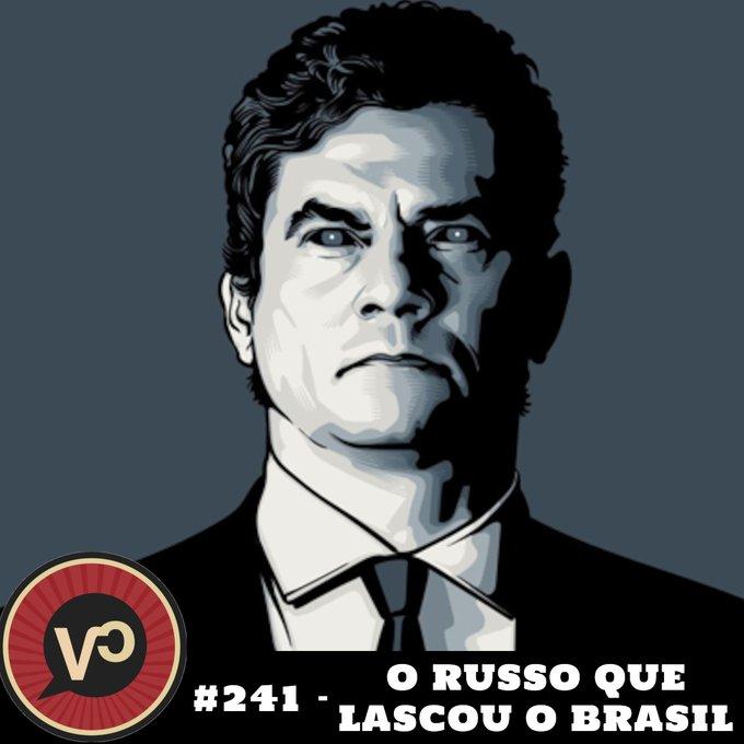 """#241 """"O Russo que lascou o Brasil"""" - com Alcysio Canette"""